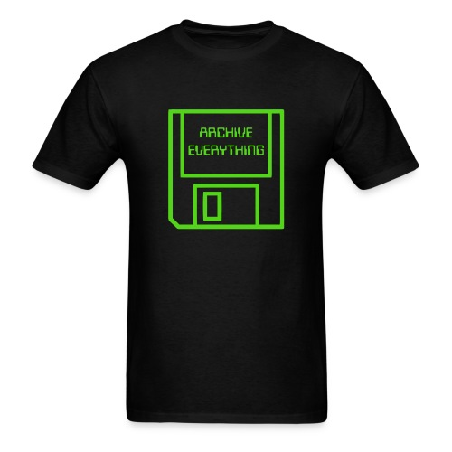 Archive Everything Shirt - Men's T-Shirt