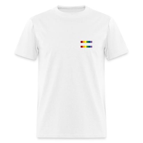 Equal Rights Crest - Men's T-Shirt