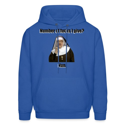 Number of Fucks I Give? - Men's Hoodie