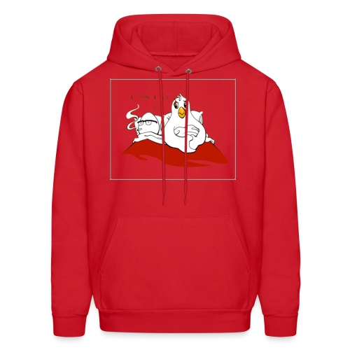 Which Came First? - Men's Hoodie