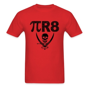 PI-R-8 - Men's T-Shirt