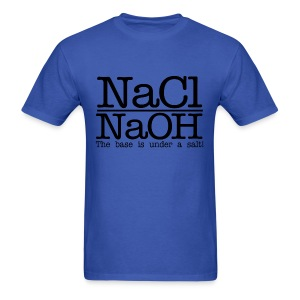 NaCl / NaOH - Men's T-Shirt