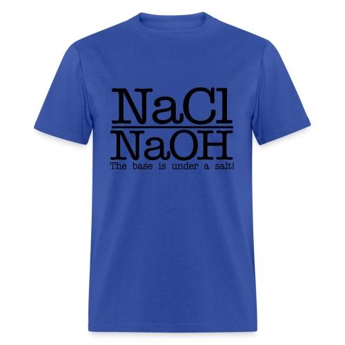 NaCl / NaOH - Men's T-Shirt