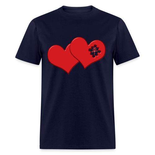 Missing Peace - Men's T-Shirt