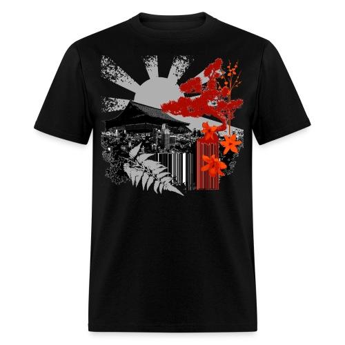 Japan - Men's T-Shirt