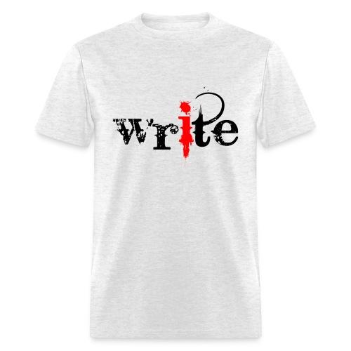 WR-I-TE - Men's T-Shirt