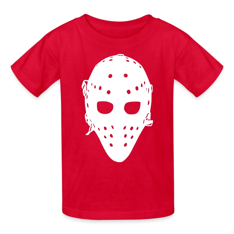 vintage hockey goalie mask t shirt spreadshirt