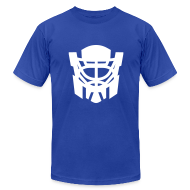 T-Shirts ~ Men's T-Shirt by American Apparel ~ Optimus Reim