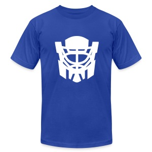 Optimus Reim - Men's T-Shirt by American Apparel