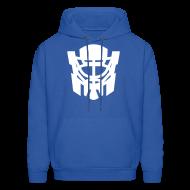 Hoodies ~ Men's Hoodie ~ Optimus Reim