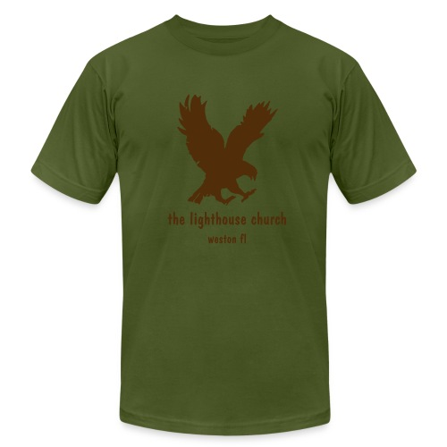 Eagle T - Men's  Jersey T-Shirt