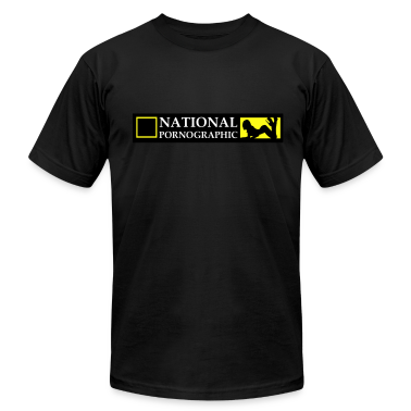National Pornographic T-Shirts