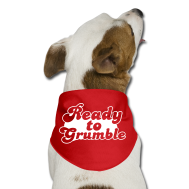 ready to grumble  Dog T-Shirts