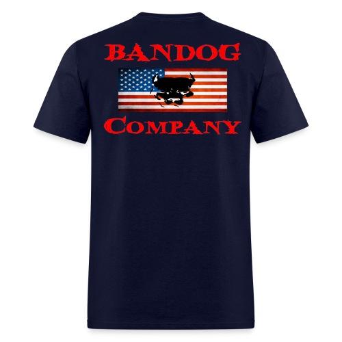 Mens Company logo - Men's T-Shirt