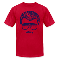 T-Shirts ~ Men's T-Shirt by American Apparel ~ DITKA