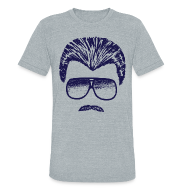 T-Shirts ~ Unisex Tri-Blend T-Shirt by American Apparel ~ DITKA - HEATHER