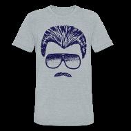 T-Shirts ~ Unisex Tri-Blend T-Shirt ~ DITKA - HEATHER