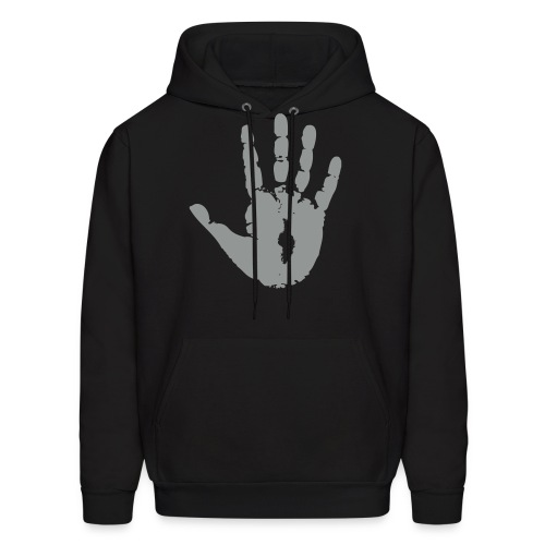Jesus' Eternal Handprint - Men's Hoodie