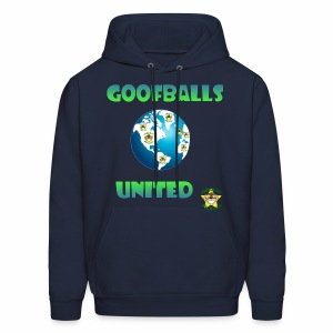 Monkey Pickles Goofballs United - Men's Hoodie