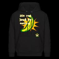 Hoodies ~ Men's Hoodie ~ More than Bananas