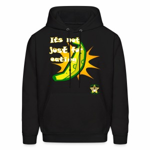 Monkey Pickles More than Bananas - Men's Hoodie