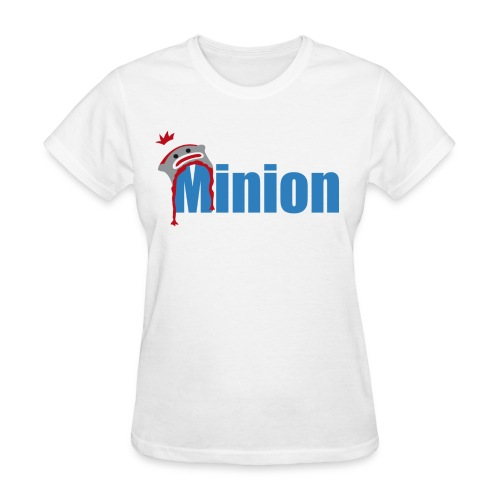 Minion White - Women's T-Shirt