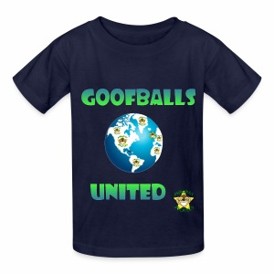 Monkey Pickles Goofballs United - Kids' T-Shirt
