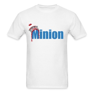 Minion White - Men's T-Shirt