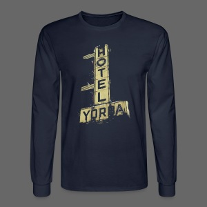 Hotel Yorba - Men's Long Sleeve T-Shirt