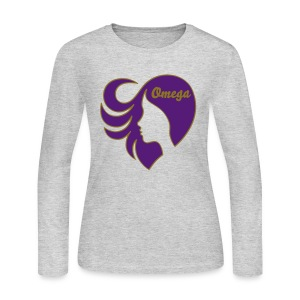 LOO: LoveHer - Women's Long Sleeve Jersey T-Shirt