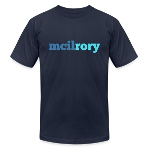 Rory, Rory, McIlrory - Men's Fine Jersey T-Shirt