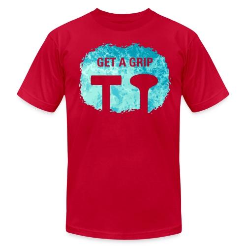 Get A Grip - Men's  Jersey T-Shirt