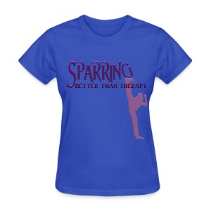 Sparring - Women's T-Shirt