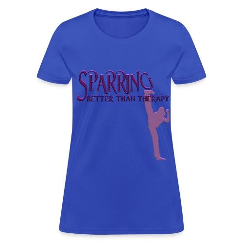 Sparring - Women's T-Shirt