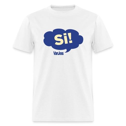 Si - Men's T-Shirt