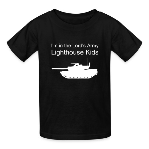 The Lord's Army - Kids' T-Shirt