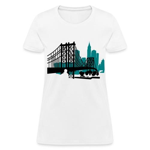 New York City - Women's T-Shirt