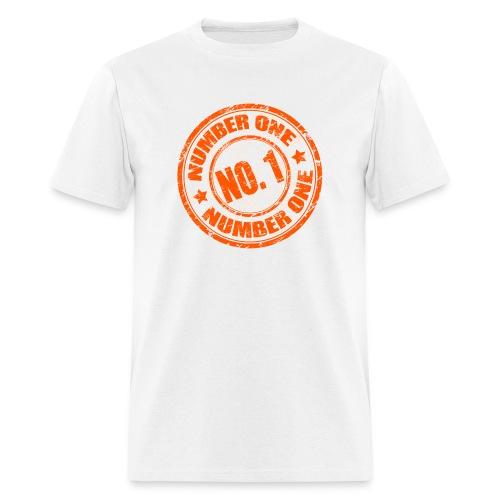 Number One Shirt - Men's T-Shirt