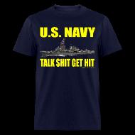T-Shirts ~ Men's T-Shirt ~ US Navy blue