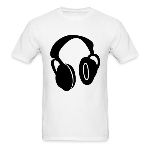 Listen Closely - Men's T-Shirt