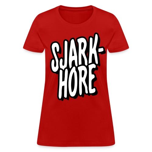 Sjarkhore - Women's T-Shirt