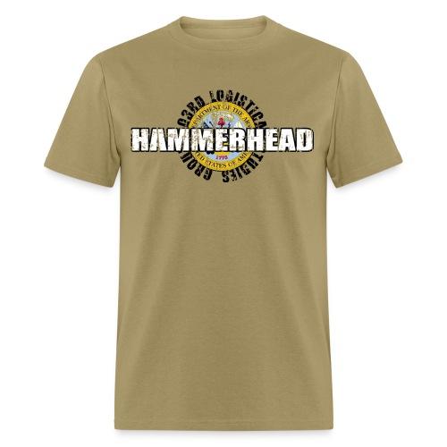 Sabre 303rd Call Sign Hammerhead - Men's T-Shirt