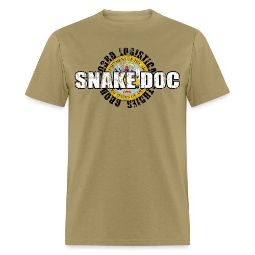 Sabre 303rd Call Sign Snake Doc - Men's T-Shirt