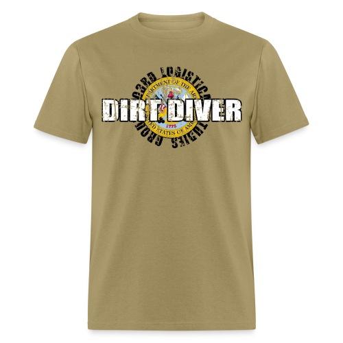 Sabre 303rd Dirt Diver - Men's T-Shirt