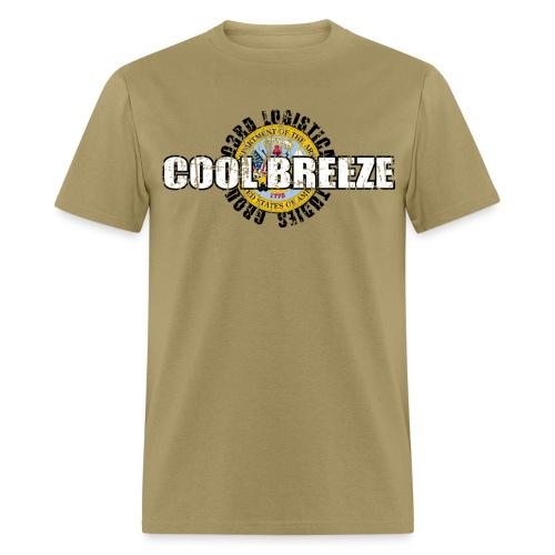 Sabre 303rd Call Sign Cool Breeze - Men's T-Shirt