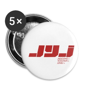 JYJ Logo - Small Buttons