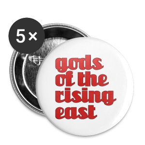 TVXQ - Gods of the Rising East - Small Buttons