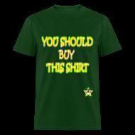 T-Shirts ~ Men's T-Shirt ~ Why Not?