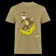 T-Shirts ~ Men's T-Shirt ~ Surfs Up Bananers