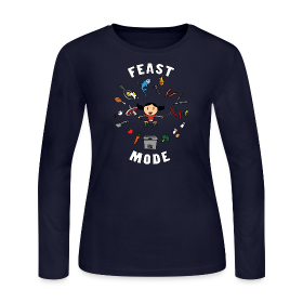 Feast Mode (Long Sleeve) ~ 621